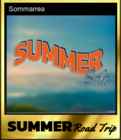 Summer Road Trip Foil 5