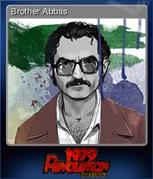 1979 Revolution: Black Friday - Brother Abbas