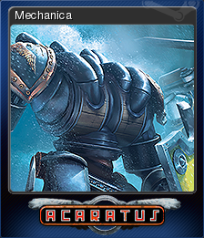 Acaratus - Mechanica