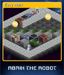 Abrix the robot - Easy Abrix