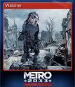 Metro 2033 Redux Card 9