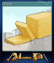ADventure Lib - Butter