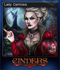Cinders Card 2