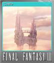 FINAL FANTASY III Foil 1