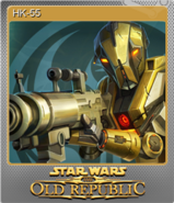 STAR WARS The Old Republic Foil 4