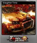 Zombie Driver HD Foil 3