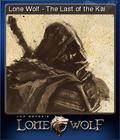 Joe Devers Lone Wolf HD Remastered Card 04