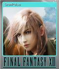 FINAL FANTASY XIII Foil 4
