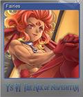 Ys VI The Ark of Napishtim Foil 3