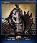 Joe Devers Lone Wolf HD Remastered Card 11