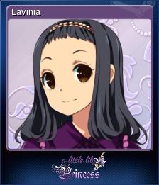 A Little Lily Princess - Lavinia