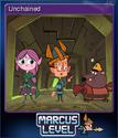 Marcus Level Card 15