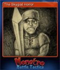 Monstro Battle Tactics Card 3