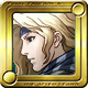 FINAL FANTASY IV THE AFTER YEARS Badge Foil