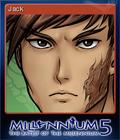 Millennium 5 - The Battle of the Millennium Card 4