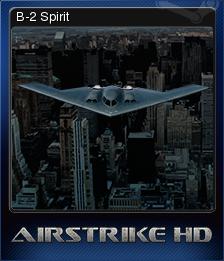 Airstrike HD - B-2 Spirit