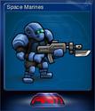 Alien Robot Monsters Card 1