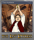 The Last Express Gold Edition Foil 6