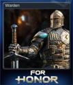 For Honor Card 02