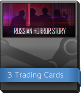 Russian Horror Story Booster Pack