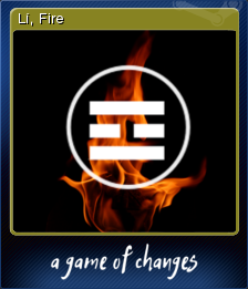A Game of Changes - Lí, Fire
