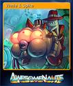 Awesomenauts Card 11