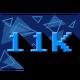 Steam Games Badge 11000