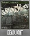 Deadlight Foil 2