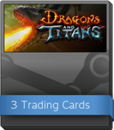 Dragons and Titans Booster Pack