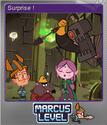 Marcus Level Foil 09