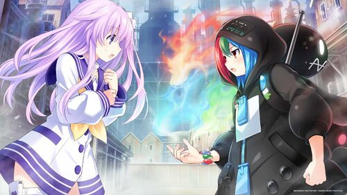 Superdimension Neptune VS Sega Hard Girls Artwork 5.jpg