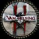 The Incredible Adventures of Van Helsing II Badge Foil