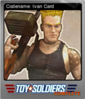 Toy Soldiers Complete Foil 06