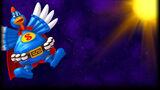 Chicken Invaders 4 Background Superchick