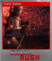 Final Rush Foil 6