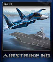 Airstrike HD - SU-34