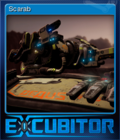 Excubitor Card 3