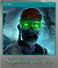 Nightmares from the Deep The Cursed Heart Foil 4
