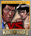 Kings of Kung Fu Foil 3