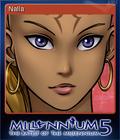 Millennium 5 - The Battle of the Millennium Card 2