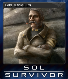 Sol Survivor - Gus MacAllum