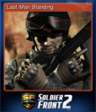 Soldier Front 2 Card 3