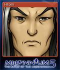Millennium 5 - The Battle of the Millennium Card 3