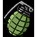 Sniper Elite Nazi Zombie Army Emoticon PineappleGrenade.png