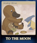 To the Moon Card 6