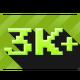 Steam Games Badge 03000