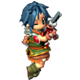 The Legend of Heroes Trails in the Sky SC Badge 1