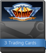 BOMB Who let the dogfight Booster Pack