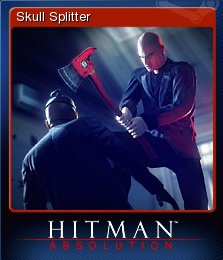 Hitman: Absolution - Skull Splitter