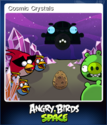 Angry Birds Space Card 7